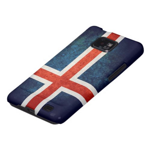 Iceland Flag Samsung Galaxy S Case