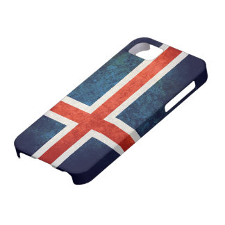 Iceland Flag Case For The iPhone 5