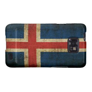 Iceland Flag Galaxy S2 Case