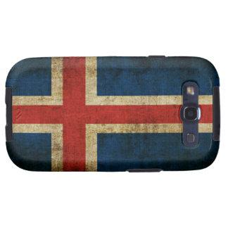 Iceland Flag Samsung Galaxy SIII Covers