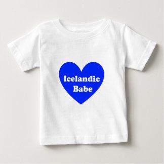 Iceland girl baby T-Shirt