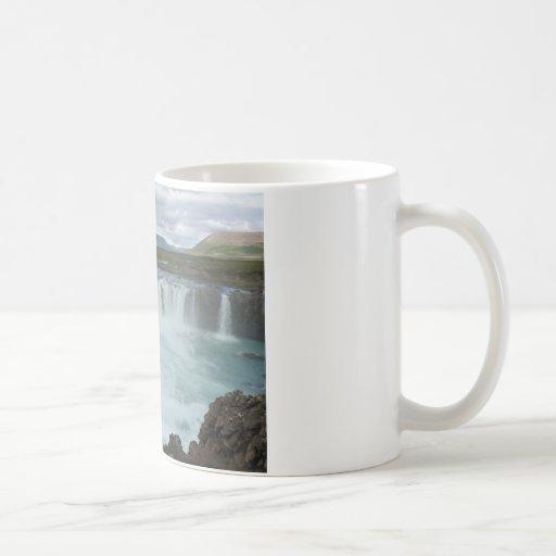 Iceland Godafoss Mugs