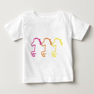 Iceland horse baby T-Shirt