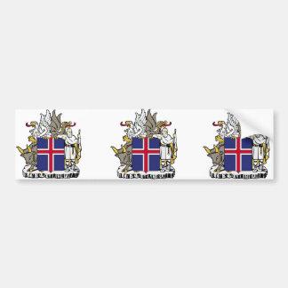 Iceland, Iceland Bumper Sticker