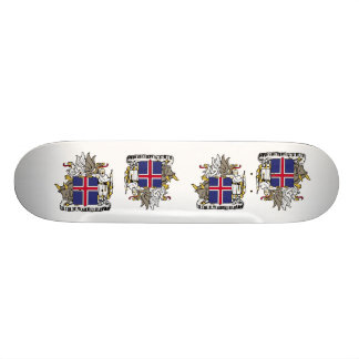 Iceland, Iceland Custom Skate Board