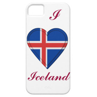 Iceland Icelandic Flag Case For The iPhone 5