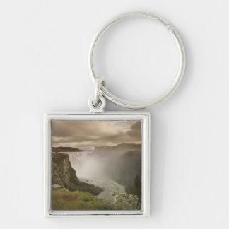 Iceland, Jokulsargljufur National Park. Key Ring