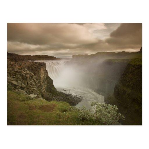 Iceland, Jokulsargljufur National Park. Postcards