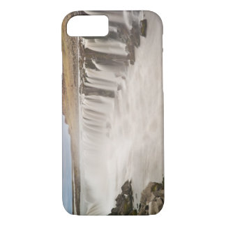 Iceland, Jokulsargljufur National Park. View of iPhone 8/7 Case
