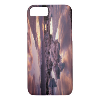 Iceland, Jokulsarlon Lagoon, Landscape iPhone 8/7 Case