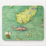 Iceland Mouse Pad