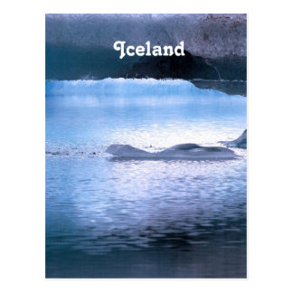 Iceland Post Card