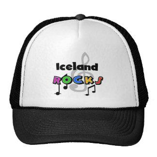 Iceland Rocks Trucker Hats