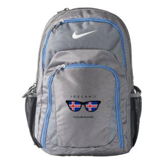 Iceland Shades custom backpacks