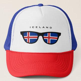 Iceland Shades custom hat