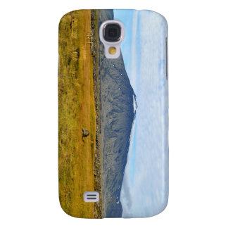 Iceland Snæfellsjökull Galaxy S4 Skin Galaxy S4 Case