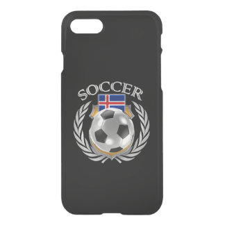 Iceland Soccer 2016 Fan Gear iPhone 7 Case