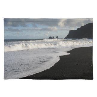 Iceland. South. Vik i Myrdal Placemat
