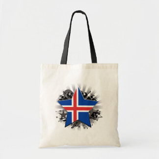 Iceland Star Tote Bag