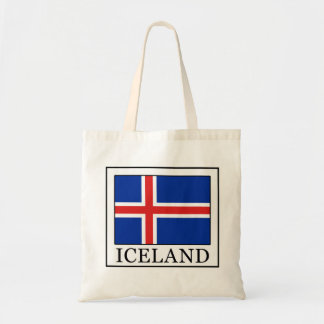 Iceland Tote Bag