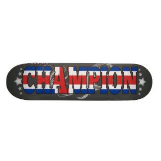 Icelander and a Champion Skate Board Decks