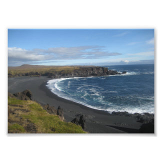 Icelandic Beach Photo