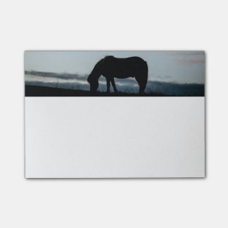 Icelandic Horse Post-It Notes