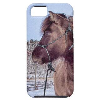 Icelandic Horse Power iPhone 5 Cover
