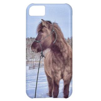 Icelandic Horse Power iPhone 5C Case