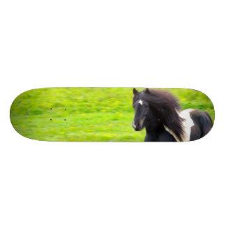 Icelandic Horse Skateboard