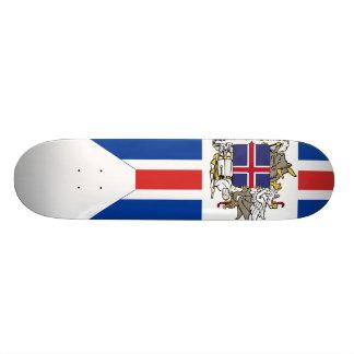 Icelandic Presidential, Iceland Skateboard