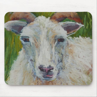 Icelandic Sheep Mousepad... Inspired by Iceland Mouse Pad
