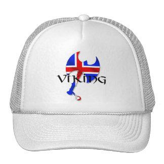 Icelandic Viking gifts for Iceland lovers worldwid Cap