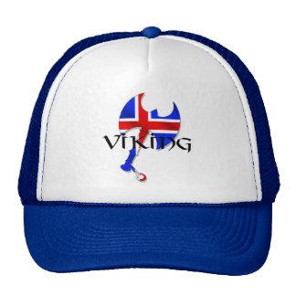 Icelandic Viking gifts for Iceland lovers worldwid Trucker Hat