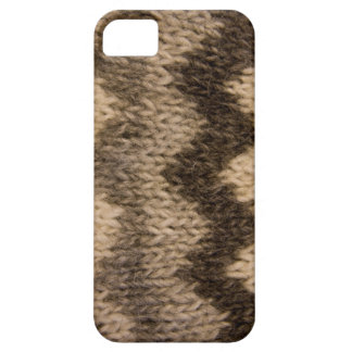 Icelandic wool pattern iPhone 5 cases