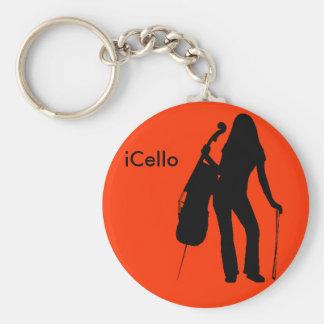 iCello Keychain