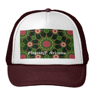 Iceplant Mandala Array Hat