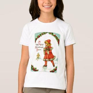 Iceskating child T-Shirt