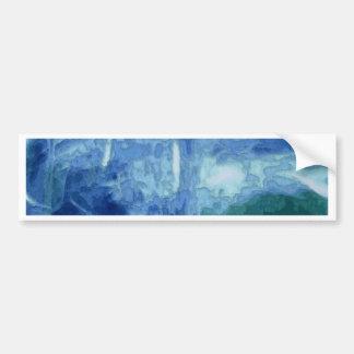 Icey Islands Bumper Sticker
