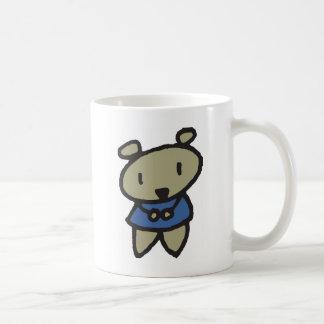 Ich bin klein, mein Herz ist rein Basic White Mug