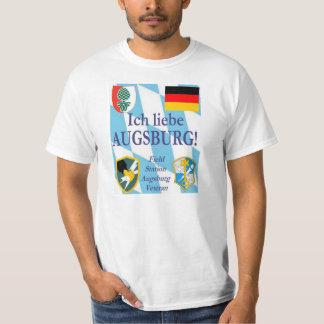 Ich liebe Augsburg!  I love Augsburg! T-Shirt