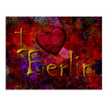 Ich Liebe Berlin Postkarten