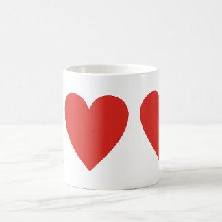 Ich liebe die Liebe Kaffeehaferl