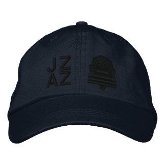 Ichibo-Skee Clupkitz Jazz Black on Blue Embroidered Hat