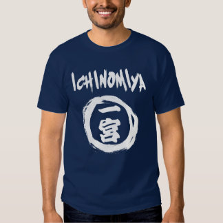 Ichinomiya Graffiti Shirts