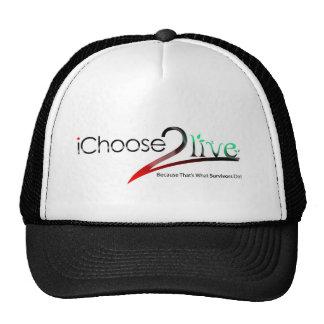 iChoose2live Cap