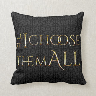 #iChooseThemALL Cushion