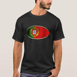 Ichthus - Portugese Flag T-Shirt