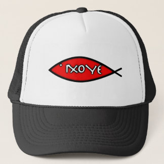 Ichthus Trucker Hat