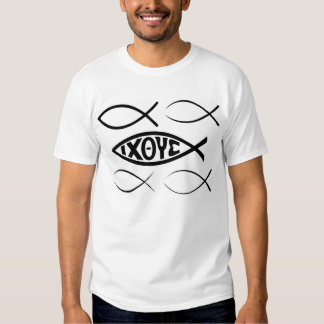 Ichthys Black T-shirt